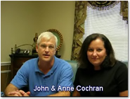 John and Ann Cochran Recommendation