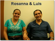 Luis and Rosanna Recommendation
