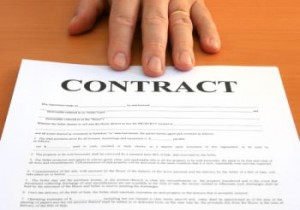 writing-contract