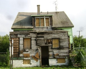 image of a shack - home
