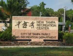 image of the new tampa rec center