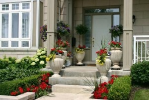 picture of a home with beautiful curb appeal
