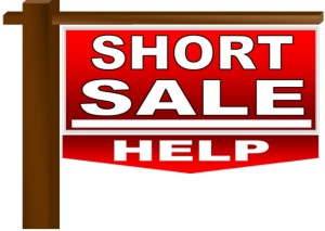 image of a short sale sign