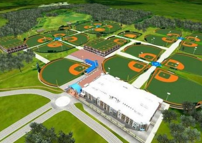 picture of Wiregrass Baseball Complex