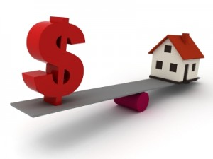 Image of balancing your home price