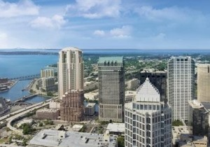 image of condos in south tampa