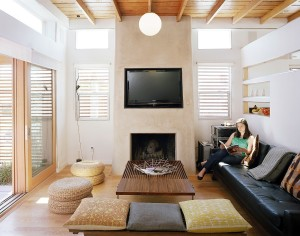 Image of a clean home