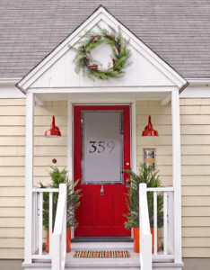 Picture of a house with curb appeal