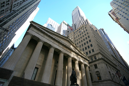 Wall street picture from Deposit Photos - konstantin32 #1060076
